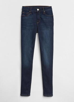 Джинсы gap skinny jeans sculpt, размер 25 long