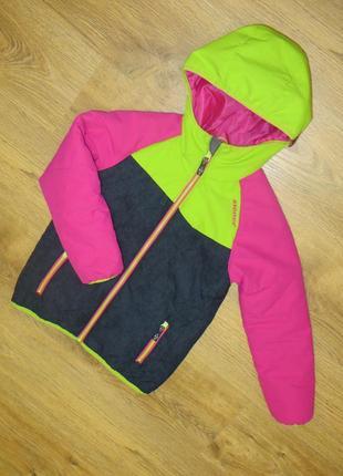 Куртка на 8 лет ziener