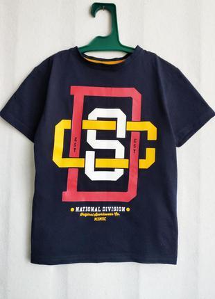 Набор из двух крутых футболок 8-9 лет