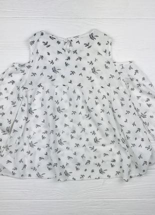 Очаровательная блуза для девочки, minoti