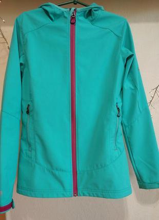 Куртка ветровка спортивная фирменная kinley