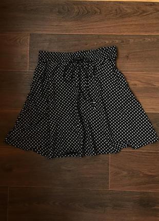 Легка летняя юбка