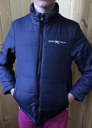 Куртка на мальчика 10-12 лет. осень