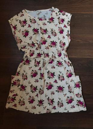 Платье сарафан легкое