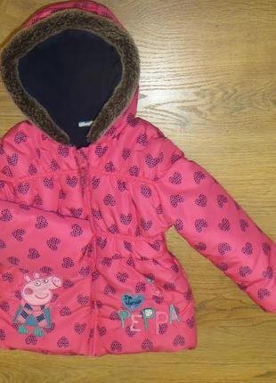 Куртка на 4-5 лет george