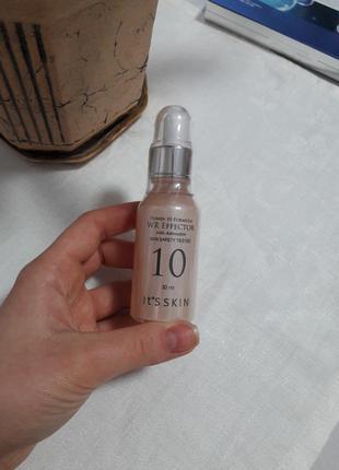 Антивікова сиворотка it's skin power 10 formula wr effector
