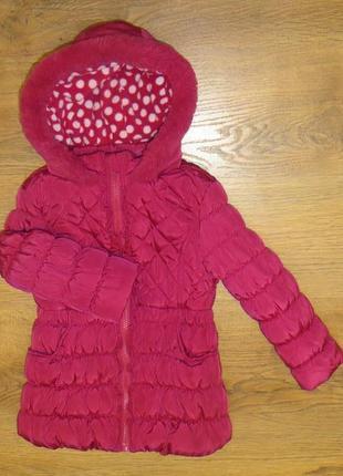 Куртка на 2-3 года george