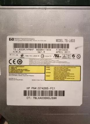 HP DVD для ноутбука
