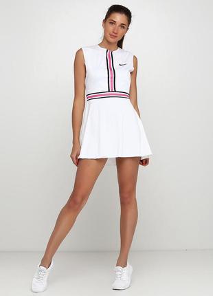Спортивные юбки платье nike court dry оригинал! - 10%