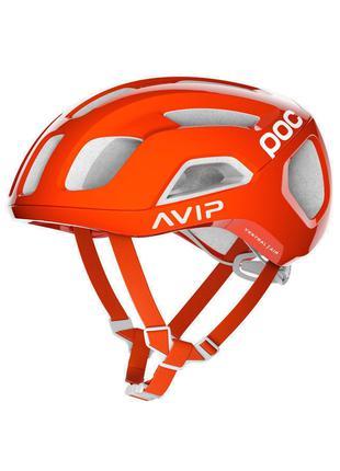 Ventral Air Spin велошолом (Zink Orange AVIP, S) (PC 106701211...
