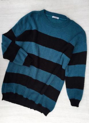 Удлиненный стильный свитер glamorous