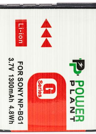 Аккумулятор к фото/видео Sony NP-BG1, NP-FG1 PowerPlant (DV00D...