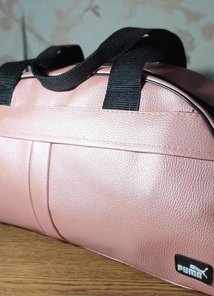 Женская спортивная сумка на тренировкк или в дорогу!
