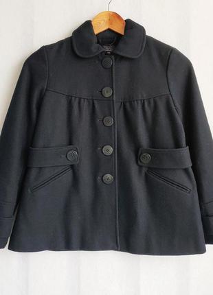 Детское пальто trendy look шерсть