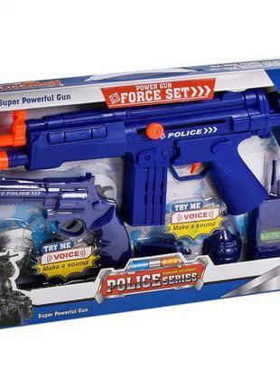 """Игровой набор с оружием """"Police"""""""