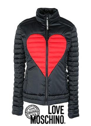 Куртка love moschino оригинал италия