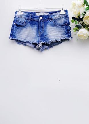Джинсовые шорты короткие шорты джинс