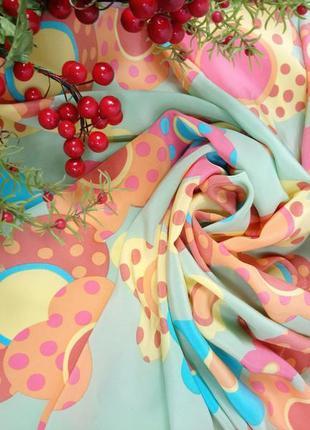 Статусный❤️ шелковый платок