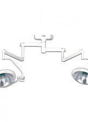 Лампа операционная подвесная PAX- F700/700 (двухкупольная) Мед...