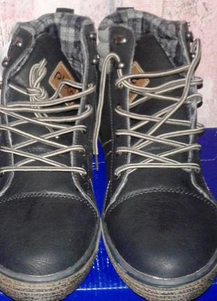 Ботинки plato, размер-43р