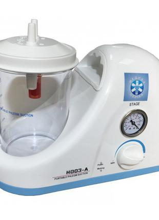 Отсасыватель медицинский электрический Н-003А Медаппаратура