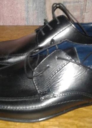 Кожаные туфли next, 41р