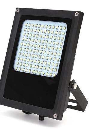 Уличный светильник на солнечной батарее 120 LED 3.7 В/6000 мАч