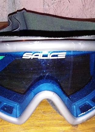 Горнолыжные детские очки