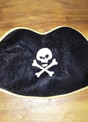 Пиратка костюмированная