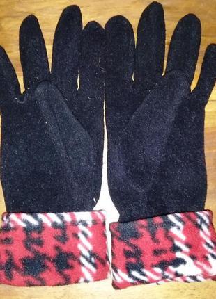 Флисовые перчатки, м&s