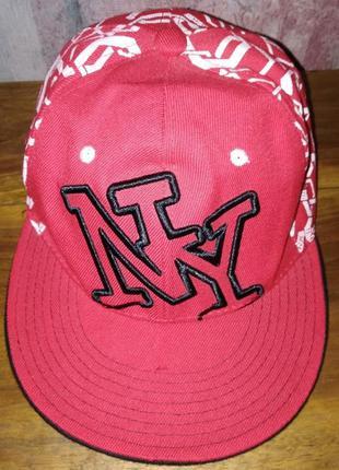 Бейсболка new york