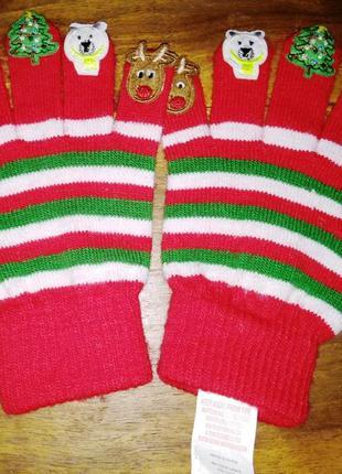 Детские перчатки rebel