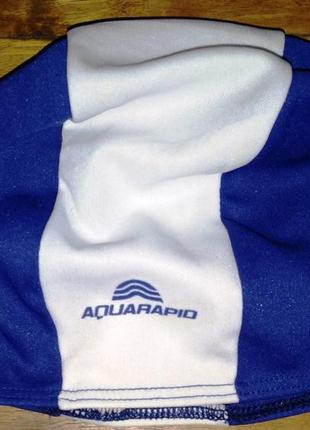 Шапочка для плавания aquarapid