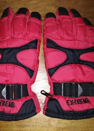 Спортивные перчатки ex-treme