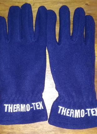 Флисовые перчатки termo-tex