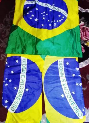 Карнавальный бразильский костюм
