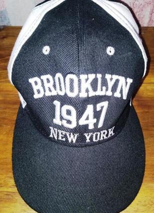 Бейсболка brooklyn 1947