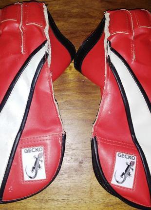 Подростковые перчатки для крикета gecko