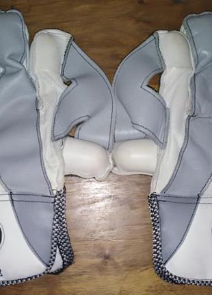 Кожаные перчатки для крикета gray nicols