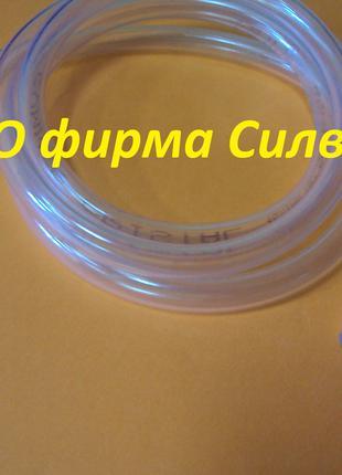 Шланг ПВХ прозрачный пищевой 6 мм, 8мм, 10мм, 12мм, 14мм, 16мм