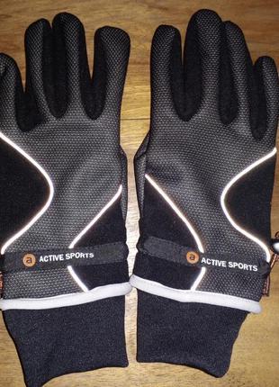 Спортивные перчатки тсм active sport