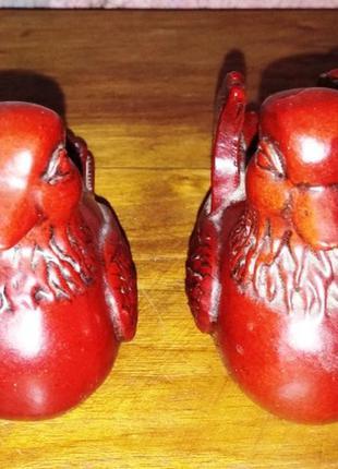 Стутуэтки утки-мандаринки
