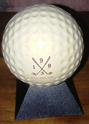 Статуэтка мяч для гольфа
