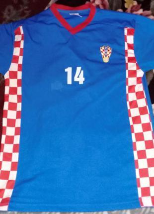 Футболка сб.хорватии, модрич