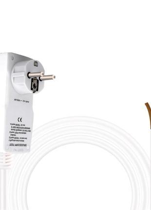Реле контроля напряжения в розетке NB-KL3O-16, 250V/16A, ( 330...