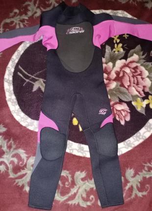 Детский гидрокостюм c-skins
