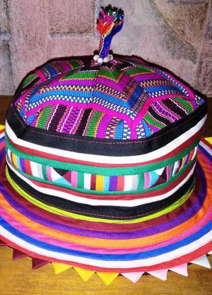 Костюмированная шапка гуцула
