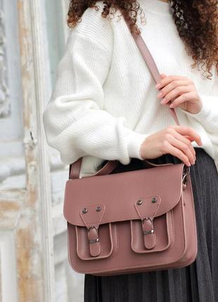 4 цвета! пудровая сумка клатч повседневная портфель