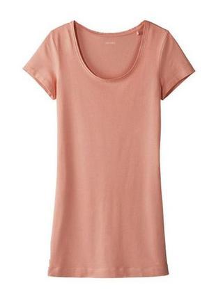 Платье длинная футболка lidl еsmara германия (xs)