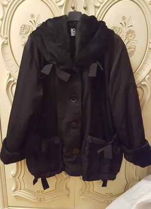 Женская демисезонная куртка 52 р.